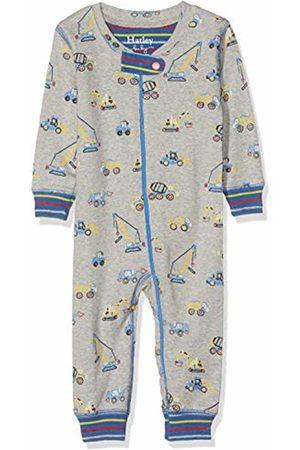 Hatley Baby Boys' Organic Cotton Sleepsuit (Crayon Construction 020)