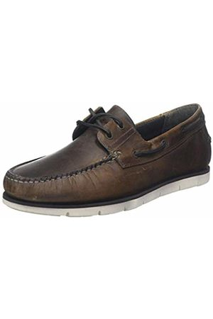 Red Tape Men's Salcombe Boat Shoes