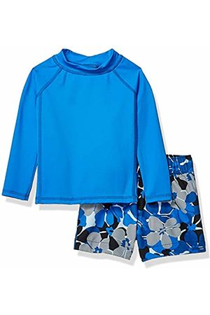 Amazon 2-piece Long-steeve Rashguard and Trunk Set Rash Guard