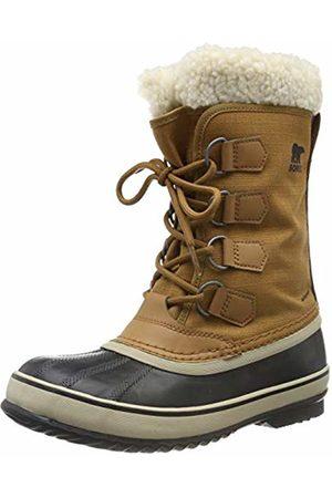 sorel Women's Winter Carnival Snow Boots, Camel 224