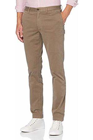 Tommy Hilfiger Men's Denton Th Flex Satin Chino GMD Trouser