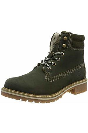 Women's 1 1 25242 23 Combat Boots, (Forest 764)