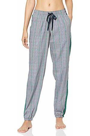 Schiesser Women's Mix & Relax Webhose Lang Pyjama Bottoms