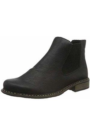 Rieker Women's Z4994-00 Chelsea Boots