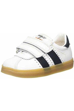 Pablosky Unisex Kids' 279200 Low-Top Sneakers, Blanco