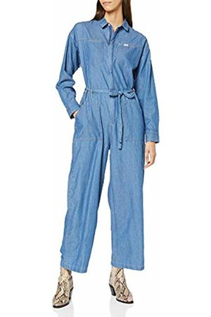 Lee Women's Whiz IT Coverall Dungarees, (Frost MJ)