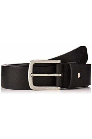 Wrangler Men's W Logo Emboss Belt, ( 101)