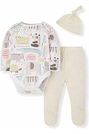 Mothercare Baby IO U M&D 3PC Set Bodysuit