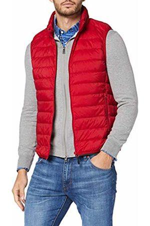 s.Oliver Men's 28.908.53.9009 Outdoor Gilet, (Uniform 3660)