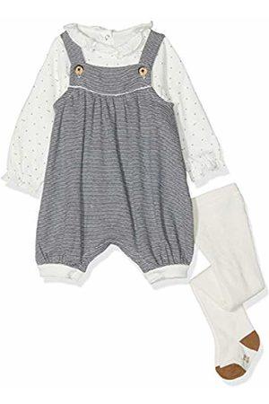 Petit Bateau Baby Girls' Ensemble 3 Pieces_5043000 Clothing Set