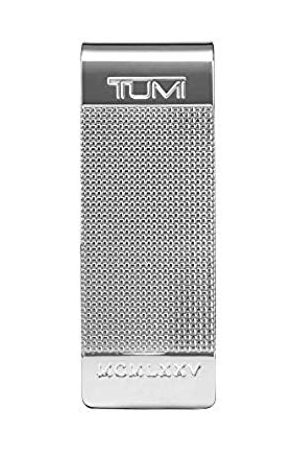 Tumi Chambers Ballistic Etched Money Clip - 012602