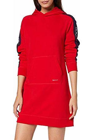 GANT Women's D1.Archive Sweat Hoodie Dress (Bright 620)