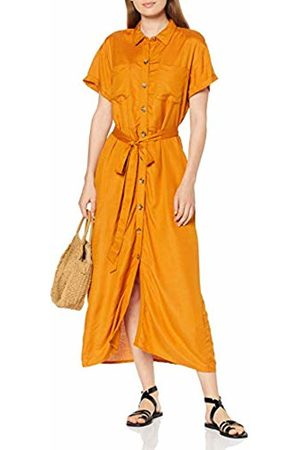 Springfield Women's 3.pa.Vestido Camisero Cur Dress