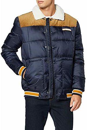 Superdry Men's Downhill Racer Box Quilt JKT Jacket