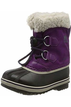 sorel Unisex Kid's Childrens Yoot PAC Nylon Snow Boots