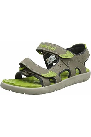 Timberland Unisex Kid's Perkins Row 2-Strap Open Toe Sandals