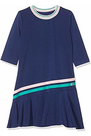 Esprit Kids Girl's Rp3100507 Knit Dress (Marine 446)