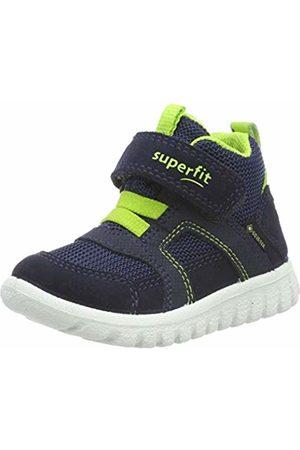 Superfit Boys' Sport7 Mini Low-Top Sneakers, ( /Grün 81)