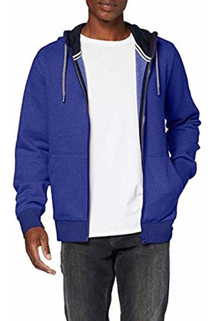 s.Oliver Men's 13.908.43.5249 Sweatshirt, (Lapis Melange 56w0)