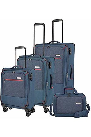 "Elite Models' Fashion Travel Luggage Series ""Arona"" from : Attractive trolleys and Boarding Bags in 3 Colours"