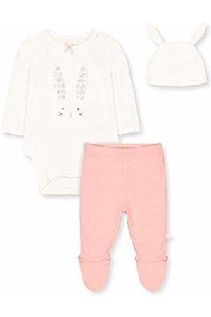 Mothercare Baby IO G Bunny Novelty 3PC Set Bodysuit