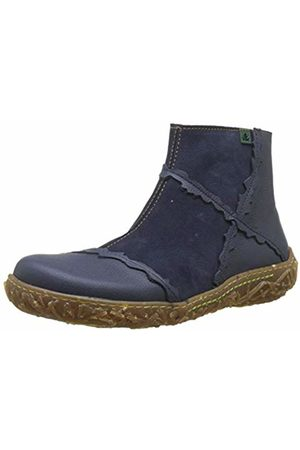 El Naturalista Girls' E769 Mix Leather Nido Slouch Boots