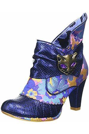 Irregular Choice Women's Miaow Ankle Boots, ( Ax)