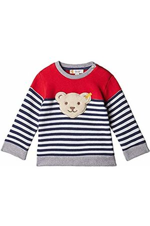 Steiff Baby Sweatshirts - Baby Boys Sweatshirt, (Bright 1000)