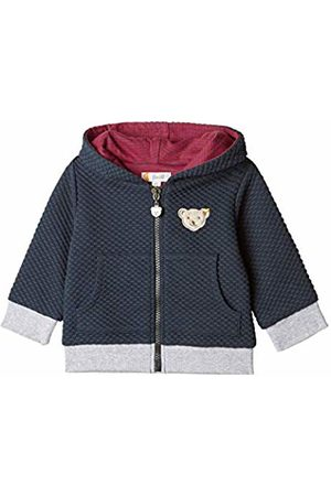 Steiff Baby Boys' Sweatshirt Cardigan Sweat Jacket, (Patriot 6033)