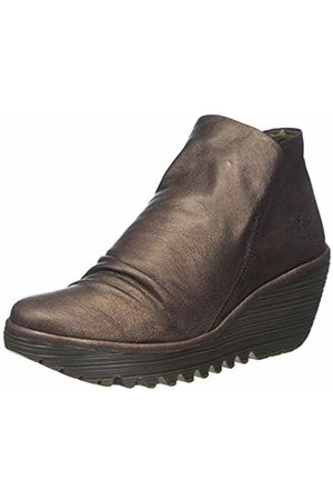 Fly London Women's YIP Ankle Boots, Dk 063
