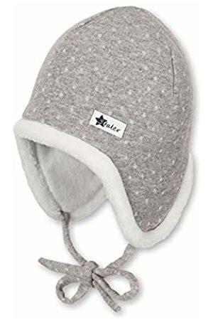 Sterntaler Baby Girls Inka-mütze, Sombrero para Bebés, Beige (Kiesel 534) 39 Flat Cap