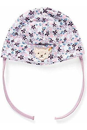 Steiff Baby Girls' Mütze Hat, (Bright 1000)