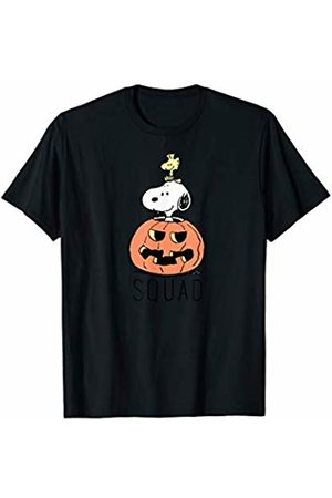 Peanuts Halloween Snoopy and Woodstock Squad T-Shirt
