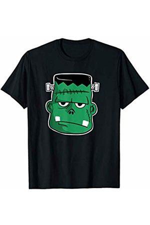 Miftees Cute Monster Costume funny Halloween Monster face T-Shirt