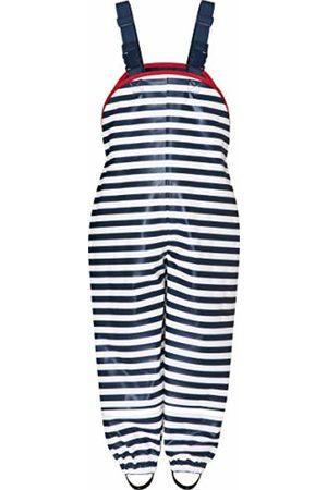 Playshoes Boy's Regenlatzhose Maritim Rain Trousers