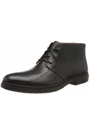 Clarks Men's Un Tailor Mid Chukka Boots, Leather