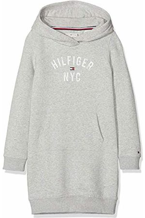 Tommy Hilfiger Girl's Essential Hoodie Sweatdress Dress, (( Pz2)