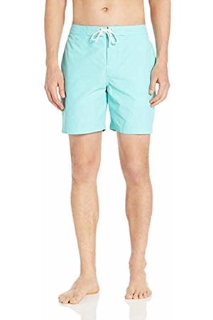 "28 Palms 7"" Inseam Board Short Aqua"