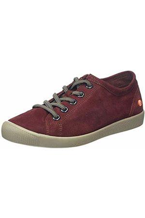 softinos Women's Isla 2 Low-Top Sneakers, (Dk 003)