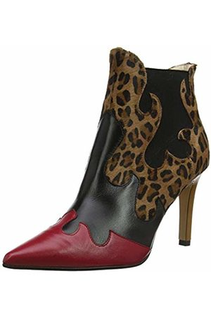 Lodi Women's Ride-ino Ankle Boots, Glove Cherry