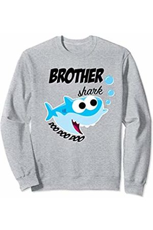 Baby Shark Family Matching T shirts by OMG Brother Shark Shirt Gift - Cute Baby Shark Matching Family Sweatshirt