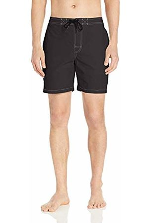 "28 Palms 7"" Inseam Board Short Charcoal"