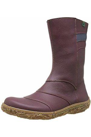 El Naturalista Girls' E770 Soft Grain Nido Slouch Boots