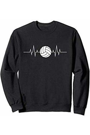Netball Champs Netball Heartbeat Player Boys Girls Fan Athlete Gift Sports Sweatshirt
