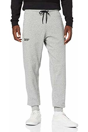 Superdry Men's Core Sport Joggers Trousers, ( Marl Q)