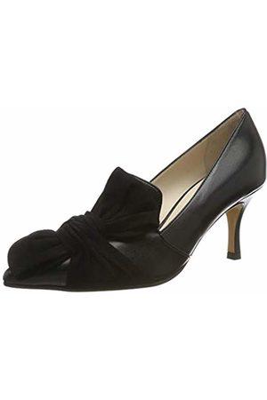 Lodi Women's Erial Closed Toe Heels, Glove Negro