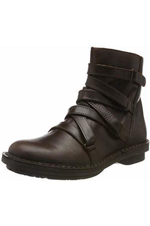 Fly London Women's FELT005FLY Ankle Boots, (Dk. 001)
