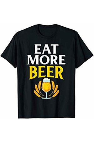 That's Life Brand EAT MORE BEER T SHIRT