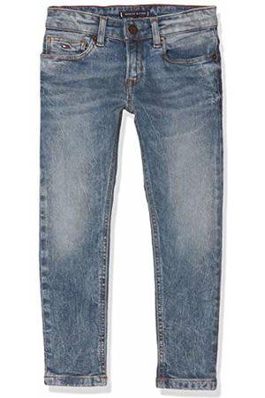 Tommy Hilfiger Boy's Steve Slim Tapered Ligbst Jeans