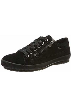 Legero Women's Tanaro Low-Top Sneakers, (Schwarz) 00